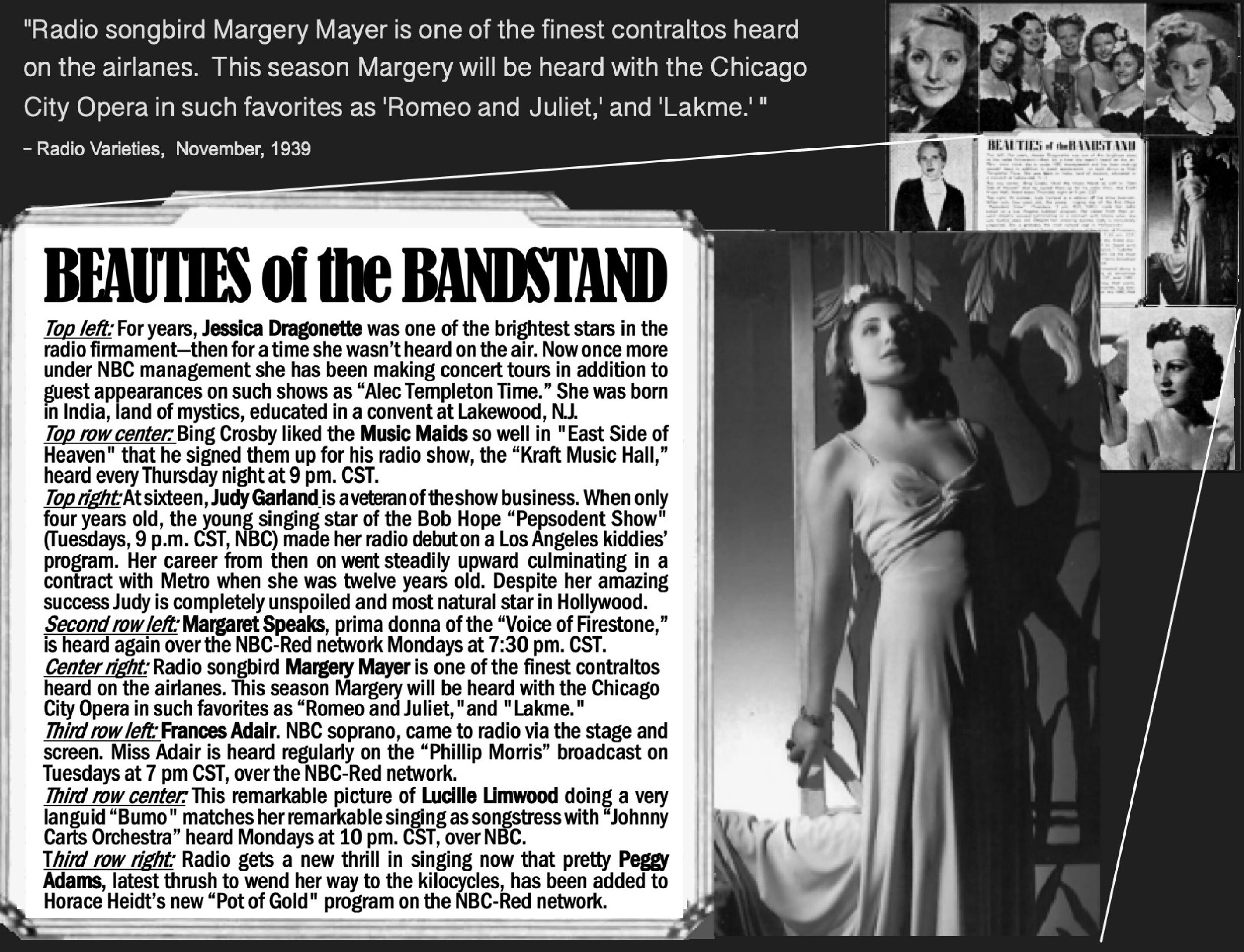 MM in Radio Varieties 11-1939 - Beauties of the Bandstand